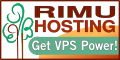 Java and Linux VPS Hosting by RimuHosting
